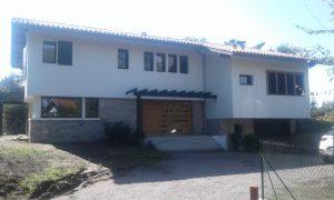Maison neuve construite par le macon Eraiki