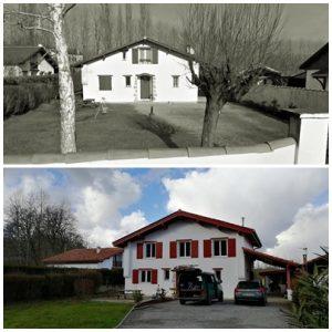 Rénovation d'une maison au Pays basque