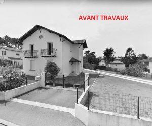Avant-Projet d'une maison à rénover au pays basque